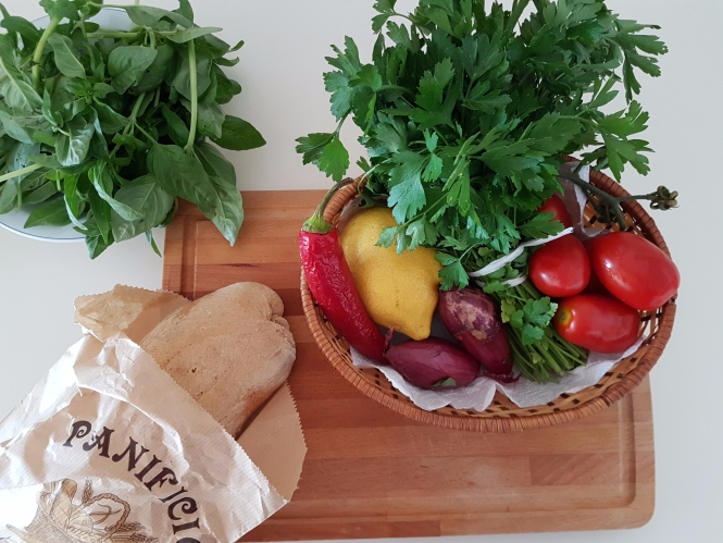 fresh veg sicily